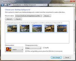So legen Sie den Hintergrund eines benutzerdefinierten Anmeldebildschirms unter Windows 7, 8 oder 10 fest